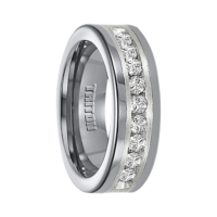 "1 cwt Diamond Silver/Tungsten Ring ""Aarmitage"""
