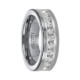 "1 cwt Diamond Silver/Tungsten Ring ""Aarmitage"""